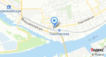 Миал-Дон на карте