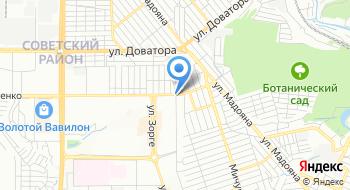 ЮГ руси - хлебозавод №1 на карте