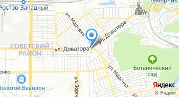ГБПОУ РО Ростовский технологический техникум сервиса на карте
