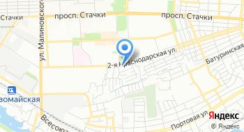 Контактные линзы ИП Потапов Г. В. на карте