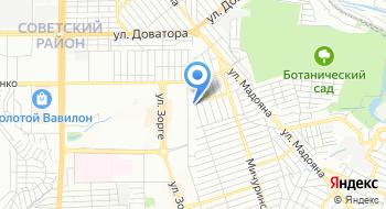 МУП по ОШСП города Ростова-на-Дону на карте