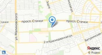 Муниципальное Казённое Учреждение Отдел образования Советского района города Ростова-на-Дону на карте