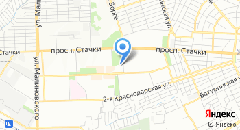 Территориальная избирательная комиссия Советского района на карте