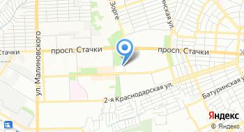 Отдел Муниципального казначейства по Советскому району на карте