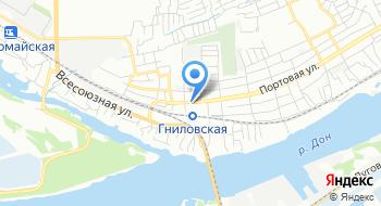 Аскотт Деко Рус, Склад на карте