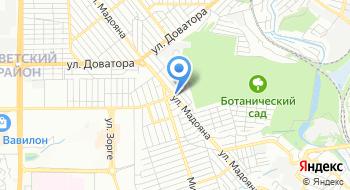 Ростовский Пансионат для престарелых на карте