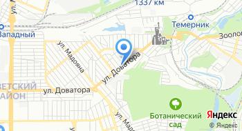 Магазин автозапчастей РегионАвто на карте