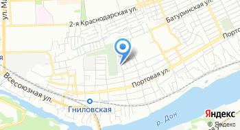 АвтоДом61 на карте