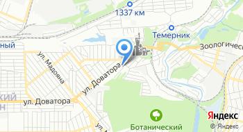 СнабДорМаш на карте