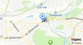 ДонШина на карте