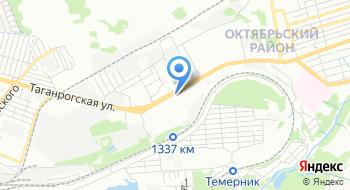 Производственный участок №6 Ростовского филиала ФГУП Ростехинвентаризация - Федеральное БТИ на карте