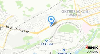 Сервисный центр Maxikamp на карте