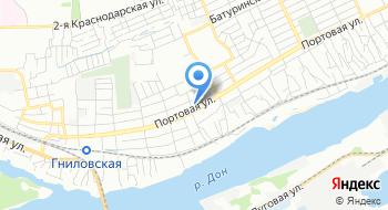 Центр печати Графика на карте