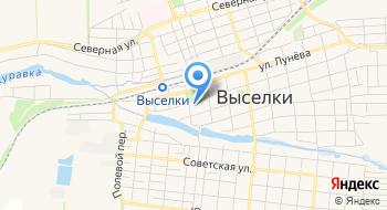 ГКУ КК Центр занятости населения Выселковского района на карте