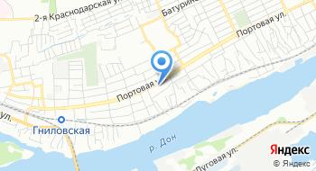 Бетонно-строительная компания на карте