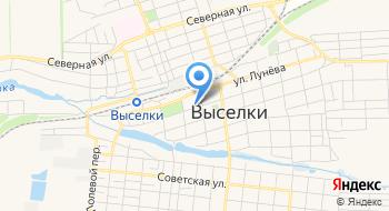 Выселковский ИКЦ на карте