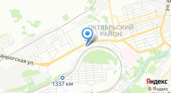 Аварийно-спасательная служба Ростова-на-Дону №1 на карте
