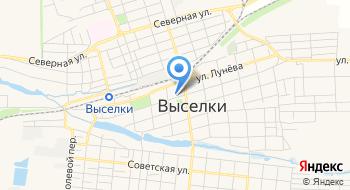 Главное бюро медико-социальной экспертизы по Краснодарскому краю, филиал №23 на карте