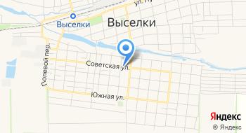 Электромонтажная организация на карте