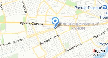 Интернет-магазин праздничной выпечки Ростов-торт на карте