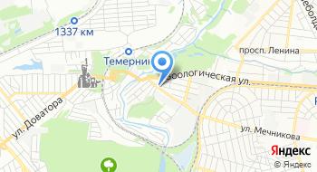 СТО ЗИЛ на карте