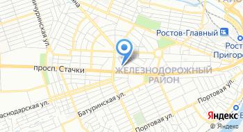 Ветеринарная клиника Римонт Жывотных на карте