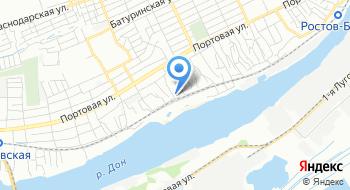Донподводстроймонтаж на карте