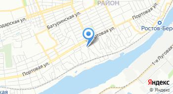 Ростовский референтный центр Россельхознадзора на карте