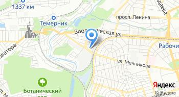 Фабрика СВИ Дон на карте