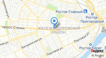 Интернет-магазин Autoell.ru на карте