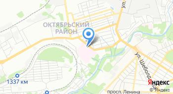 Фгку № 1602 ВКГ Минобороны России на карте