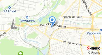 Ростовский опытно-экспериментальный завод СиАН на карте
