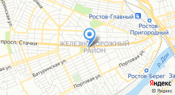 Велопрокат Velik на карте