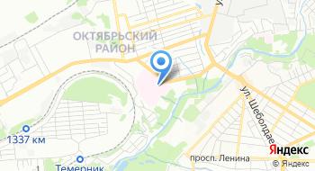 ФГКУ №1602 ВКГ Минобороны России на карте