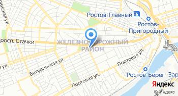 Донской Привоз на карте