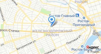 Арт школа Киноварь на карте