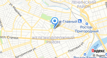 Лаборатория Молпром на карте