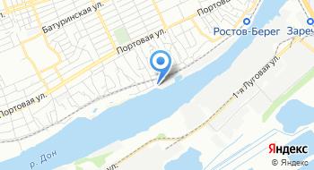 ФГБУ Аздонрыбвод на карте