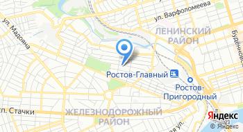 Rostovsat на карте