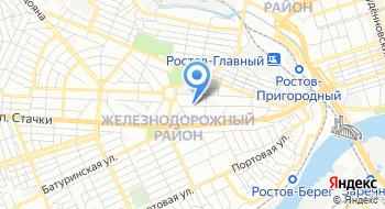 Радиотелевизионный передающий центр на карте