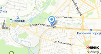 Ремонт автокондиционеров на карте