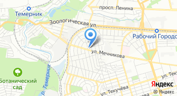 Косметолог Наталья Воликова на карте