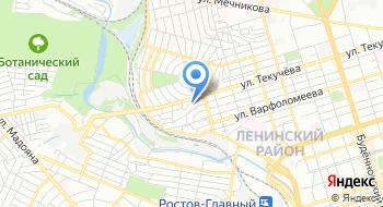 Гаражный кооператив Темерник на карте