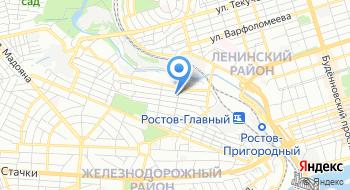 Управляющая компания Железнодорожник-1 на карте