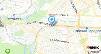 Ростовская Обувная компания на карте