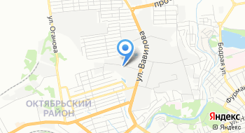 Производственная компания Дорзнак на карте