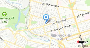 Детский театр Этюд на карте