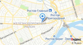 Центр правовой помощи на карте