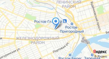 Синэко на карте