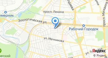 Актив-Дон на карте